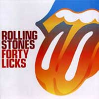 ROLLING STONES: FORTY LICKS CD