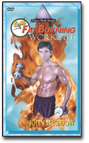 45MIN FAT BURNING WORKOUT VHS