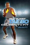 BILLY BLANKS TAE BO GET CELEBRITY FIT SCULPT DVD