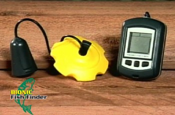 BIONIC FISH FINDER - 2 PAY