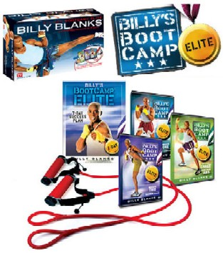 BILLY BOOT CAMP ELITE DVD