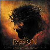 PASSION OF THE CHRIST SOUNDTRACK CD