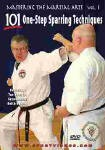 MARTIAL ARTS VOL. 1: 101 ONE-STEP SPARRING