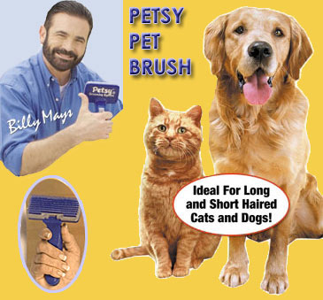 PETSY PET BRUSH