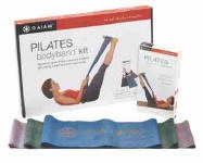PILATES BODYBAND WORKOUT KIT