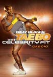 BILLY BLANKS TAE BO GET CELEBRITY FIT - CARDIO DVD