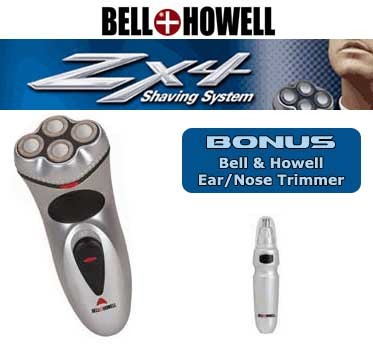 HOWELL ZX4 SHAVER